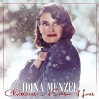 Idina Menzel Christmas A Season Of Love CD